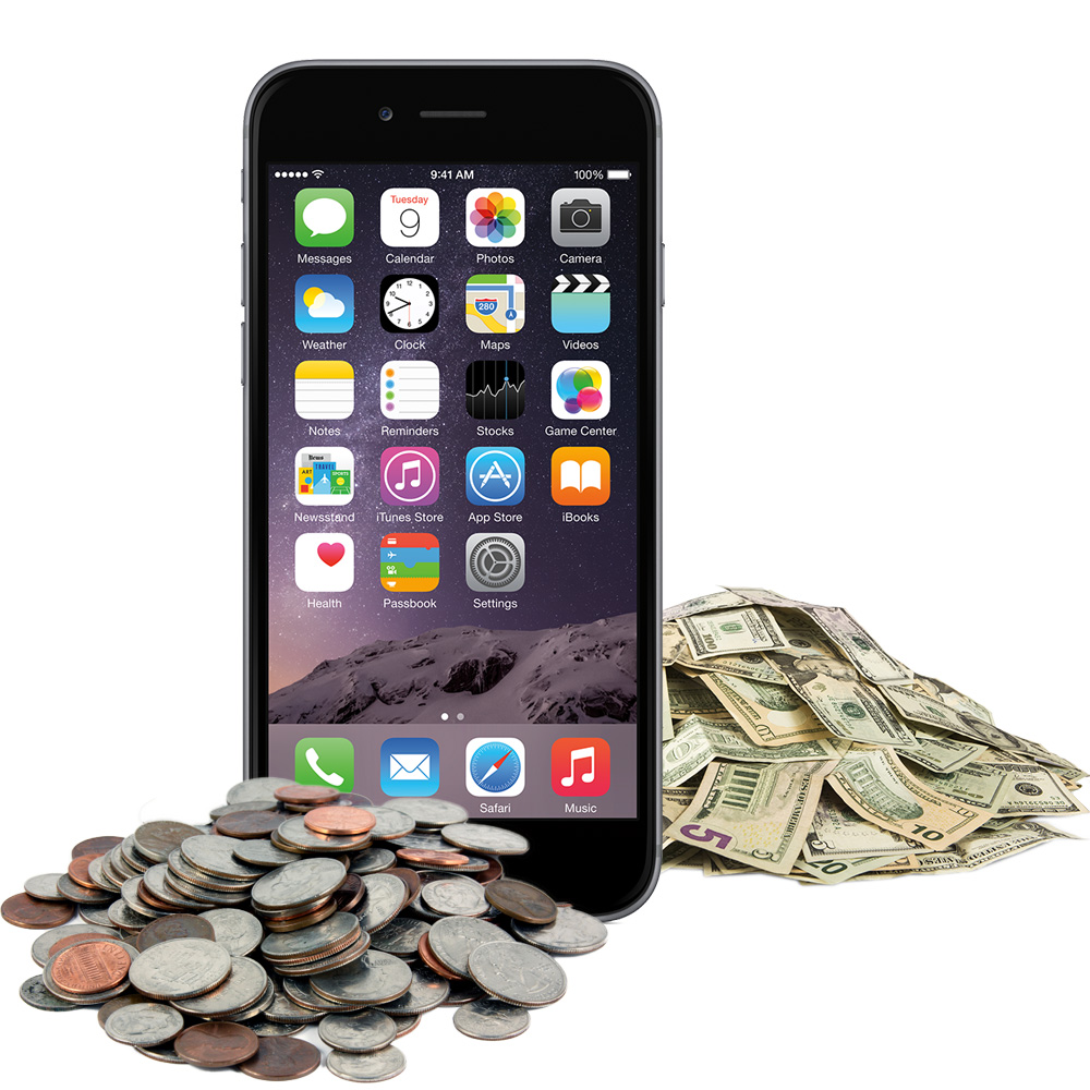 iPhone affiliate program